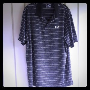 Under Armour Polo shirt size Large